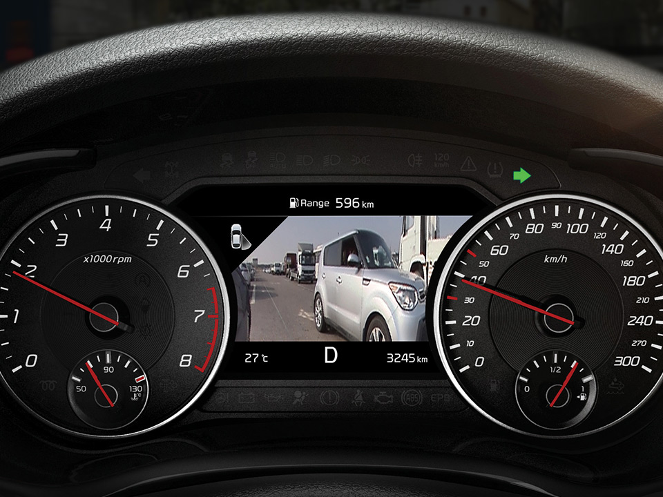 Neuer Kia Stinger GT mit Heads-up-Display